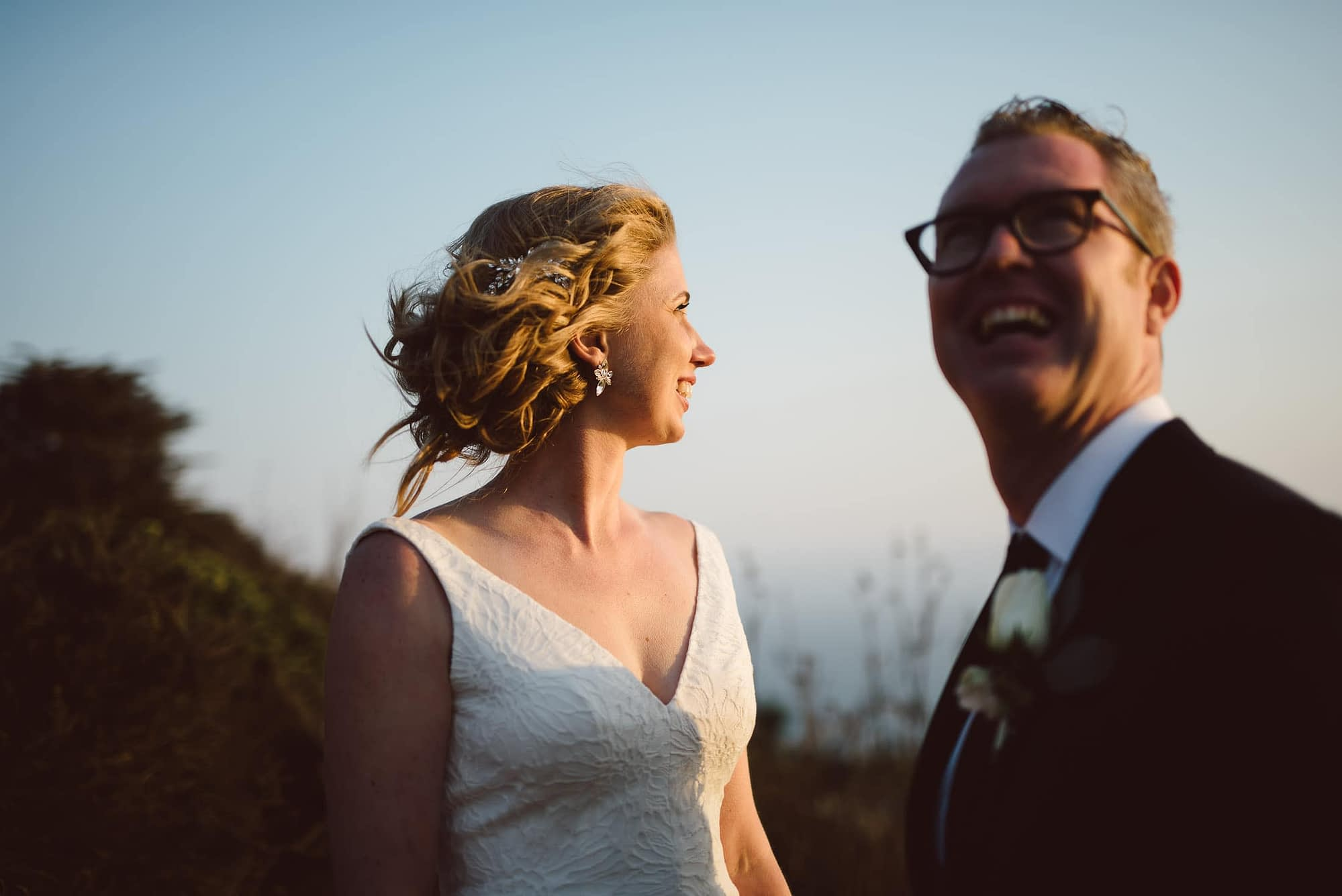 Pelican Inn Wedding Portrait
