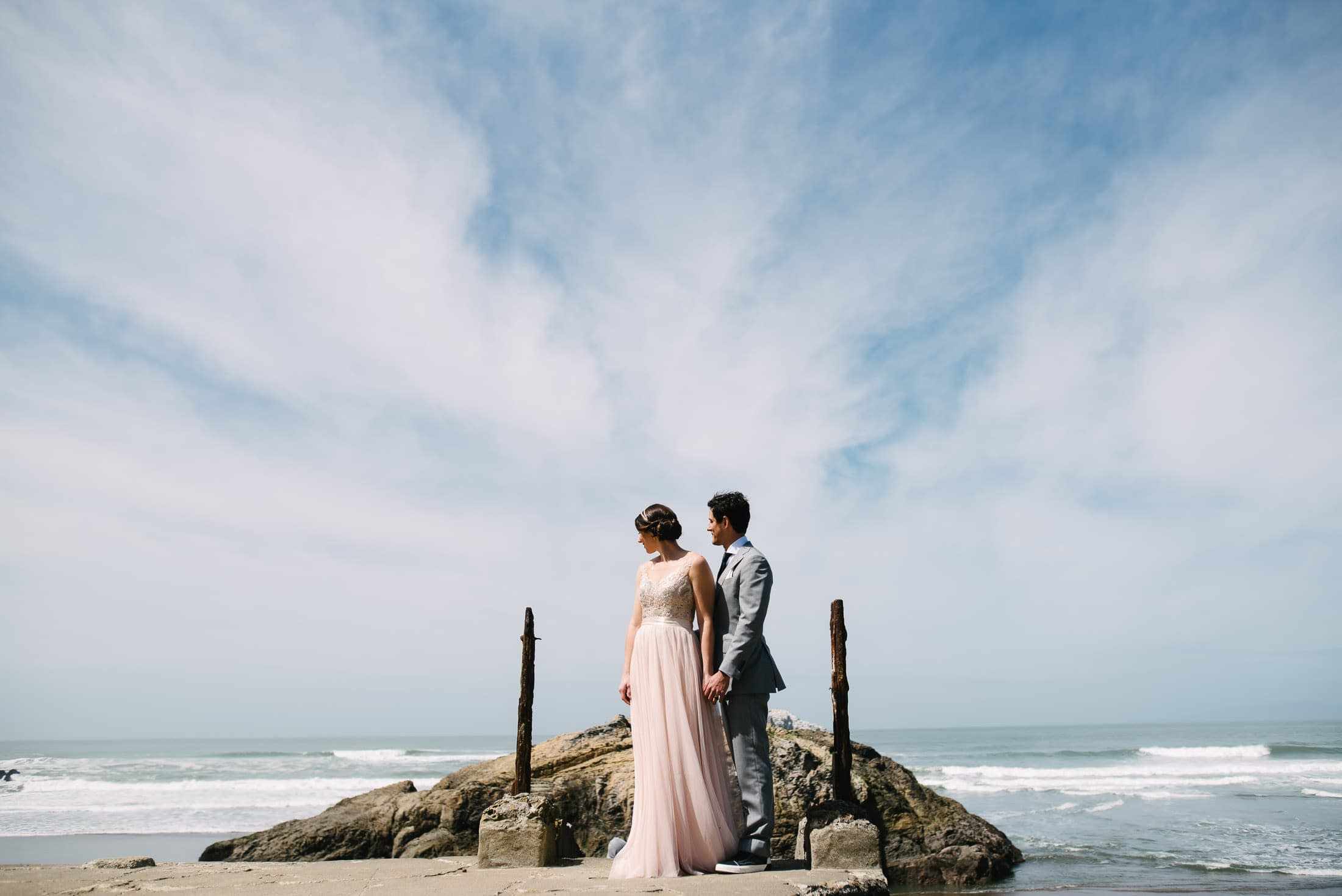 City Hall Elopement Sutro