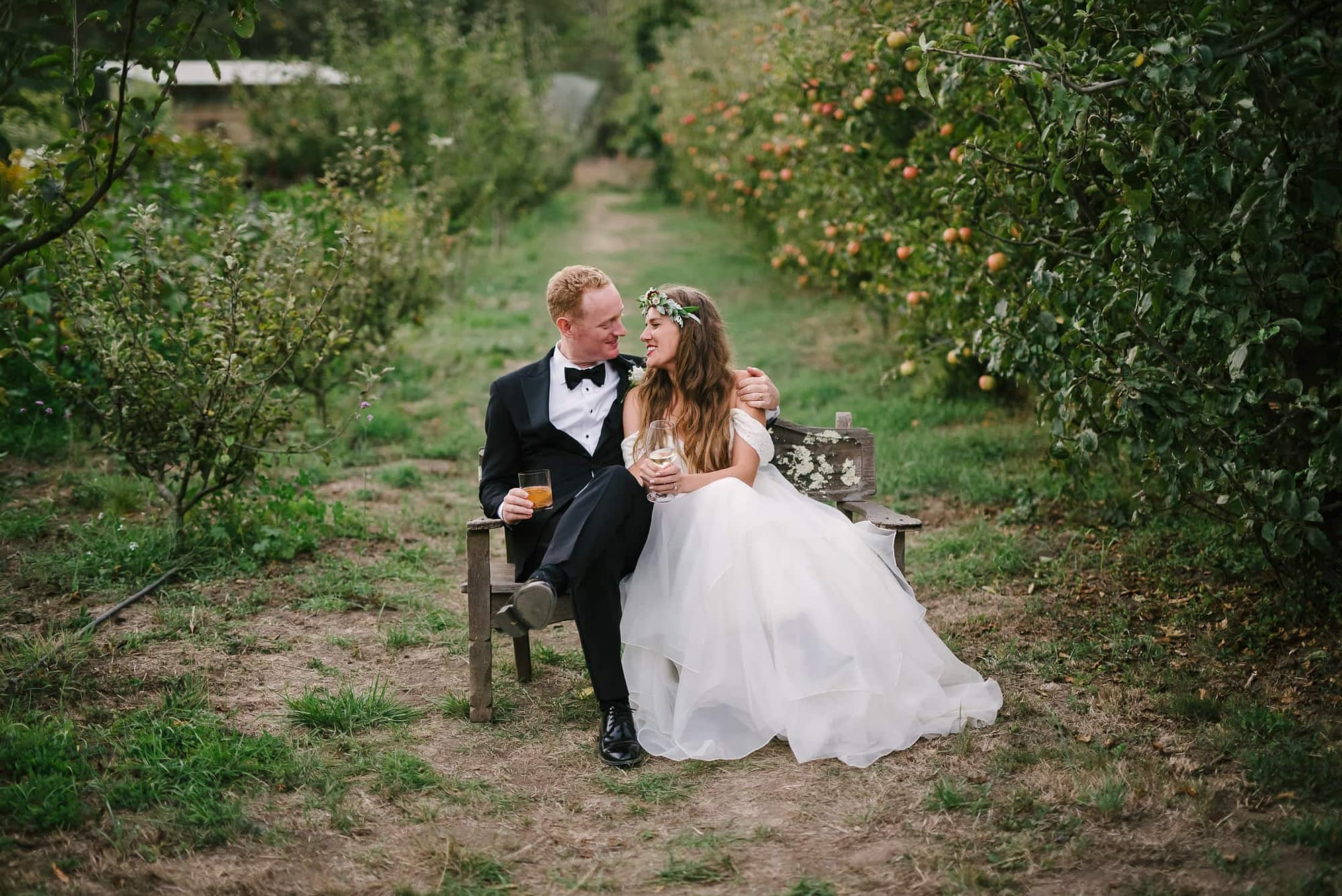 Oz Farm Wedding Orchard