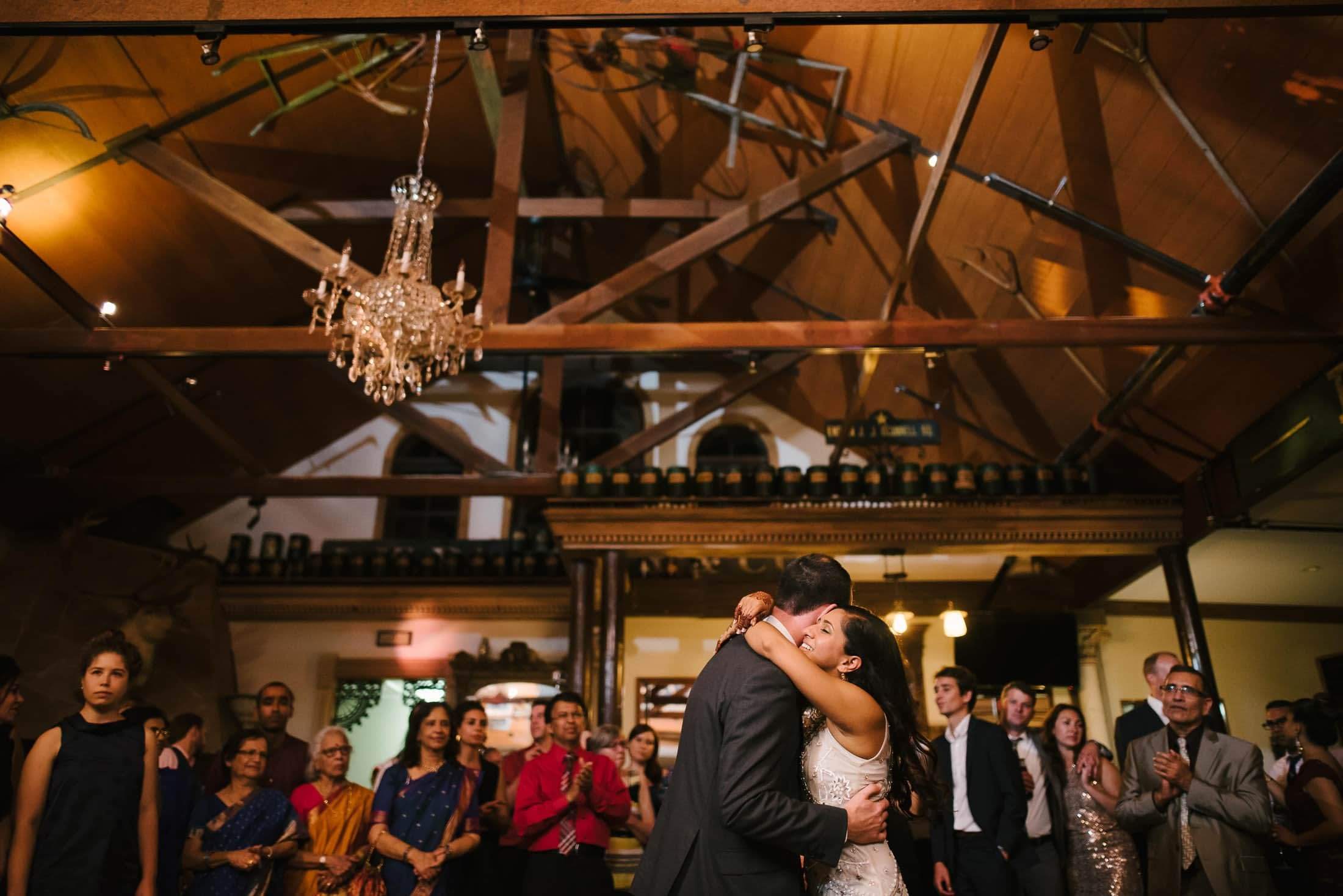 Indian Jewish SSS Ranch Wedding  first dance