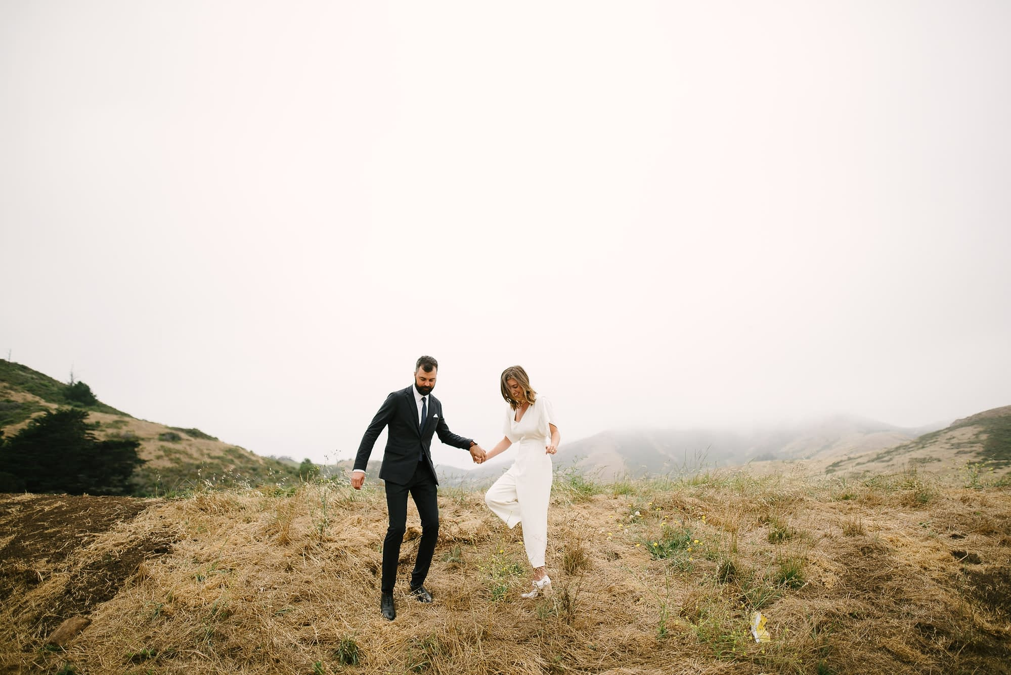 Marin Headlands Center for the Arts Wedding