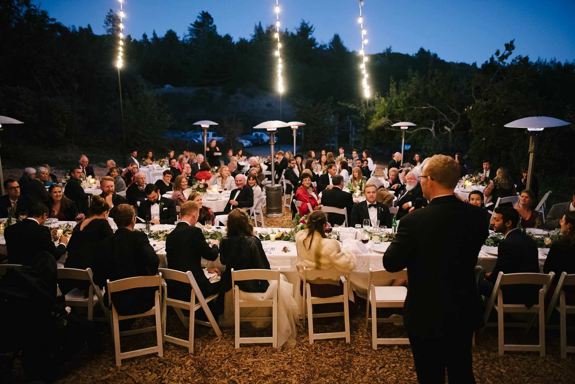 Oz Farm Wedding Reception