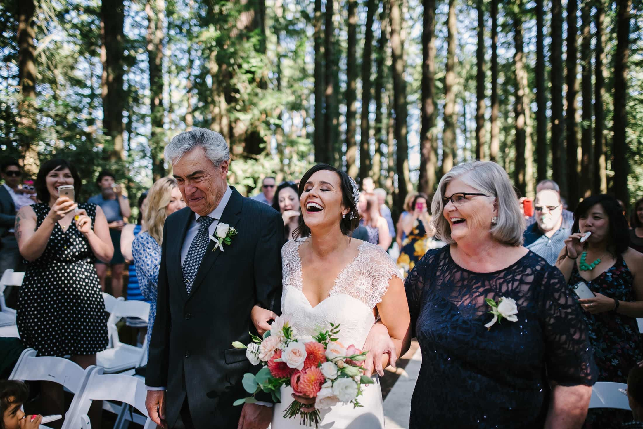 Robert's Regional Park Wedding