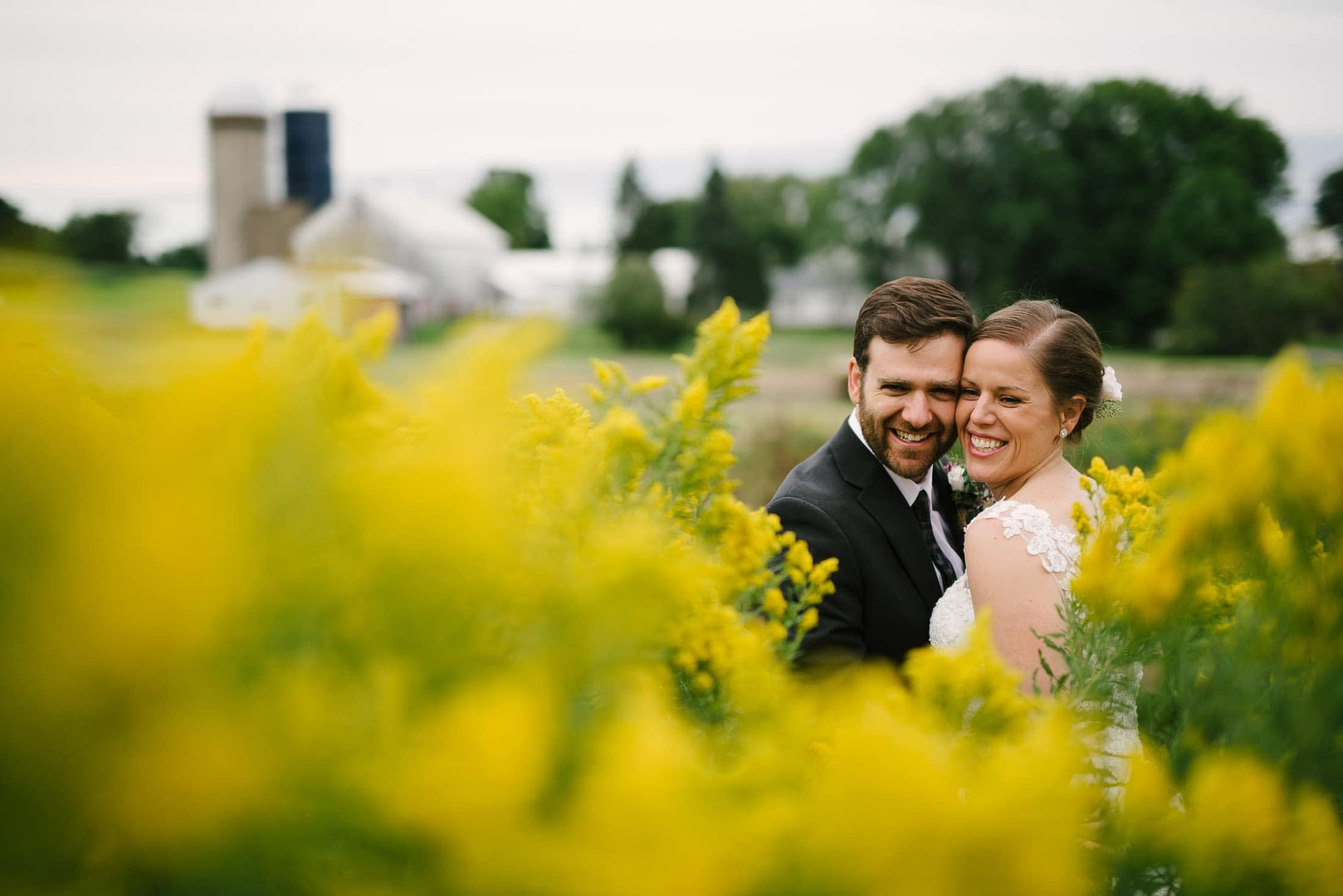 New York Wedding in Golden Rod