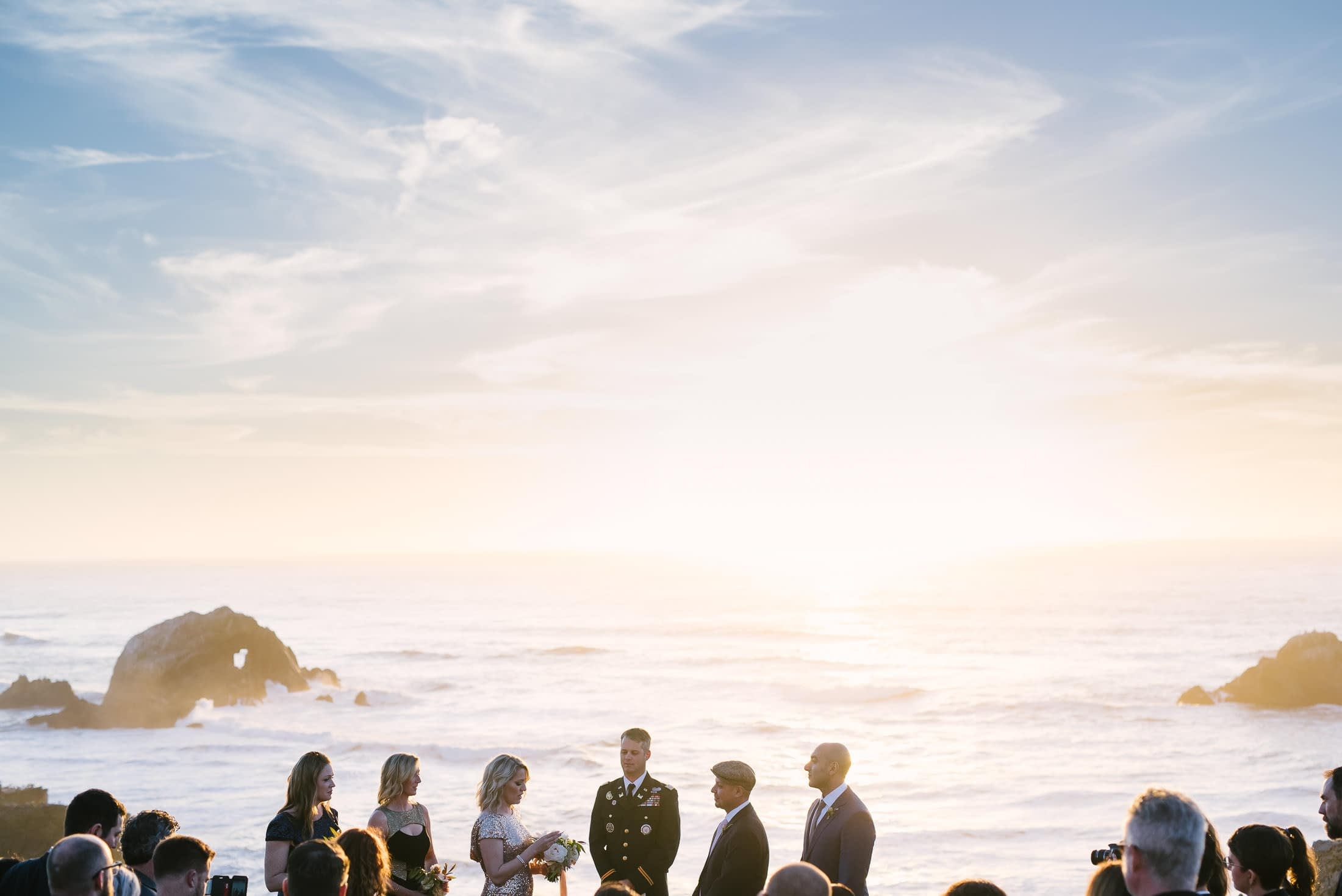 Lands End Wedding