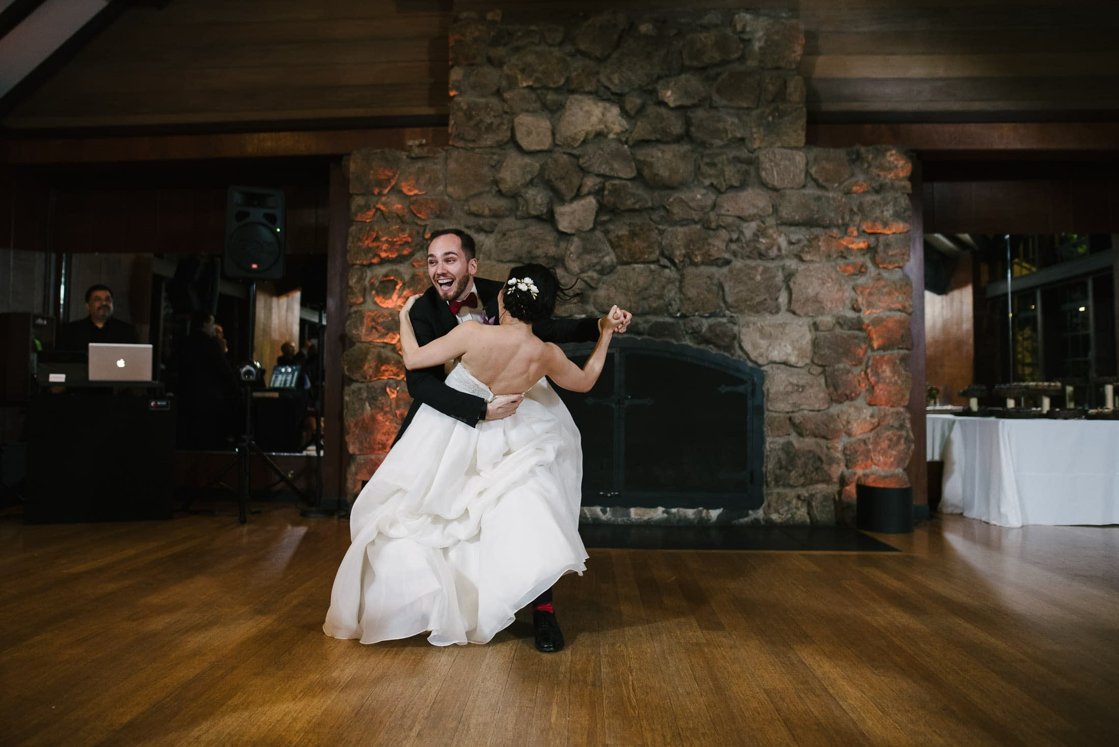 First Dance at the Brazil Room